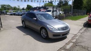 2008 Infiniti G35X AWD!! Low Monthly Payments!!