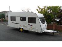 LUNAR CHATEAUX 470 4 Berth Touring Caravan 2007 for sale