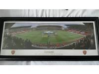 New Arsenal framed print