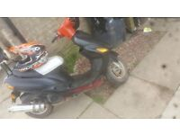50cc directbikes moped spares fully running