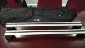 Genuine Audi Roof Bars
