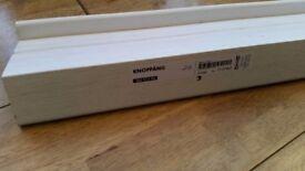 Ikea Knoppang floating ledge shelf brand new shabby chic