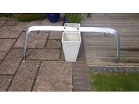 Triumph Spitfire 1500 Rear Bumper (Free to enthusiast)