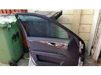 Mercedes e class passenger door