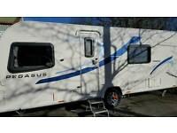 Bailey Pegasus verona 2012 caravan