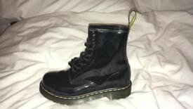 Patent Leather Dr.Martens