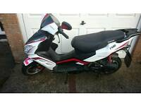 Lexmoto 50cc scooter