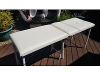 Mercia Collection fold away massage table.