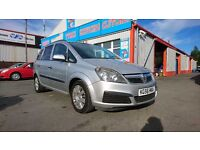 56 Zafira 1.9 CDTI DIESEL, 6 speed gearbox, 115,000 miles, Very clean 7 seater, drives very well,