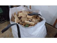 Kiln dried offcuts firewood