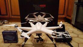Tali H500 Hexa / quadcopter drone