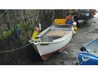 Dell quay fisher 19ft creel boat fishing boat