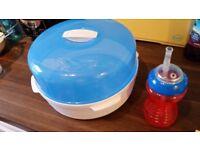 Dr Brown's Microwave Steriliser - New £8