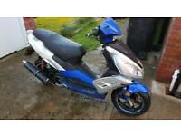 125 scooter 500 ono or swaps