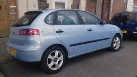 54 seat ibiza 1.4 very good condition
