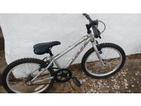 Child's 20 inch wheel Mountain Bike