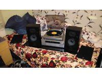 Quality Stereo Turntable setup