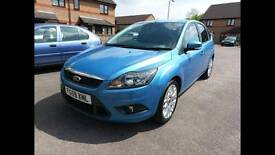 Ford Focus 1.6TDCi Cambelt and pump done plus alloys refurbished