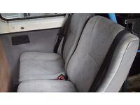 Mini bus seats