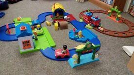 ELC Happyland Train & Track, Farm & Xtra Sets