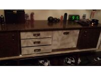 Wardrobes and dressing table