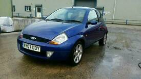 Ford ka sport 2007 damaged spares or repairs
