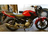 Yamaha ybr125 2013