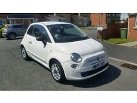 2010 fiat 500 pop 1.2 full service history immaculate condition