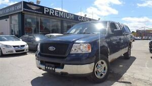 2005 Ford F-150 XLT 4.6L V-8   Extended Cab   Bed Box