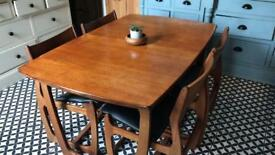 G plan style extendable table