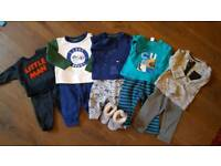 Boys winter clothes 3-6 months