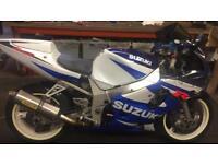 2001 Suzuki 600 GSXR