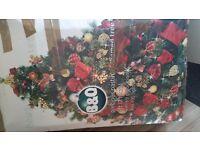 7ft christmas tree green
