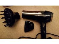 Remington Pro Ionic Ultra Hair Dryer. £10!
