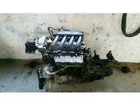 Renault 1.4 16v engine+gearbox complete