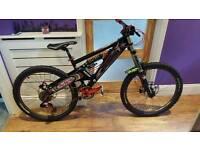 Orange 222 dh mountain bike
