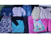 Girls clothes age 2-3 very good condition.