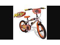 Nerf bike