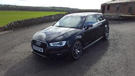 *Audi A3 s line 2.0 tdi* New shape leon golf astra focus gti gtd st