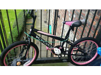 Girls bmx bike for sale NEVER USED £30