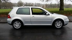 1999 V reg VW Golf GTI 1.8 Turbo, 2 owners, Long MOT, Cambelt changed, serviced. Cheap project car