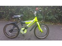 """Raleigh Charge 16"""" Children's Bicycle"""
