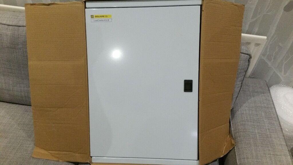 schneider mcb board square d kqii kq36125b fuse box new in schneider mcb board square d kqii kq36125b fuse box new