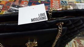 MOSCHINO LARGE BAG