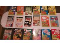 Childrens Horrible Science set of 18 books suitable for age 8+
