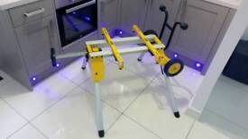 Dewalt DE7400 table saw stand