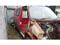 Volkswagen transporter t4 parts