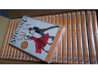 Guide to ballroom dancing Salsa Dvd&CD job lot about 75 NEW!!