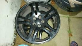 4 subaru impreza wrx wheels