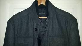 Jack reid large grey coat